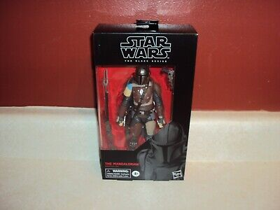 """Star Wars The Mandalorian #94 Black Series 6"""" Figure Ready To Ship In Hand Mint"""