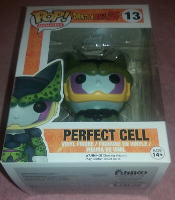 Funko Pop Animation Dragon Ball Z Perfect Cell #13