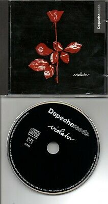 Depeche Mode Rare French Cd Violator