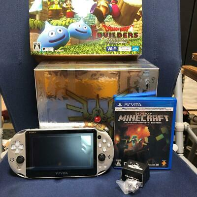 Ps Vita Dragon Quest Limited Metal Slime Version Limited Edition Series