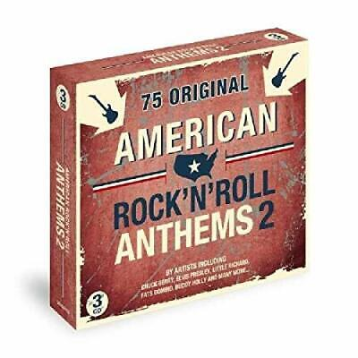 Various Artists - American Rock N Roll Anthems 2 (CD) (2013)