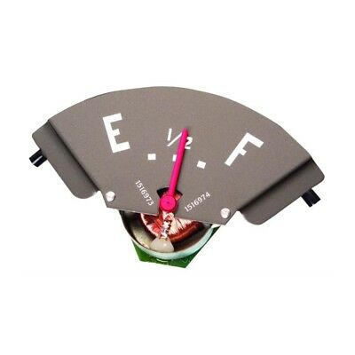 47 - 49 Chevy Pickup Truck Dash Fuel Gauge - 12V / Red Needle
