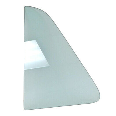 51 - 55 Chevy Pickup Truck Vent Window Glass - Green Tinted