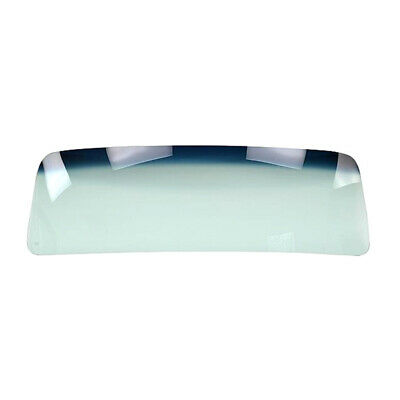 54 - 55 Chevy Pickup Truck Windshield Glass - Green Tint w/ Blue Shade On Top