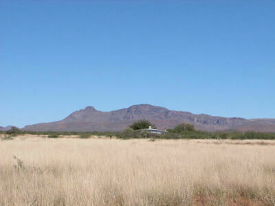 Off-Grid Investment Property in Southern Arizona!