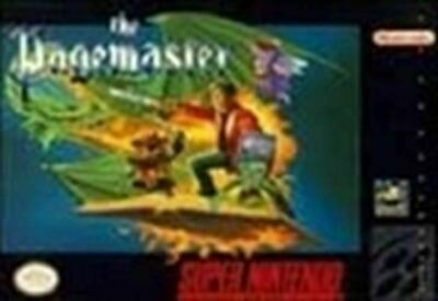 Pagemaster, The - Nintendo SNES Game Authentic