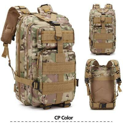 30L Sport Outdoor Military Rucksacks Tactical Molle Backpack Camping Hiking A+