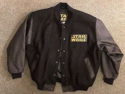 1995 star wars jacket