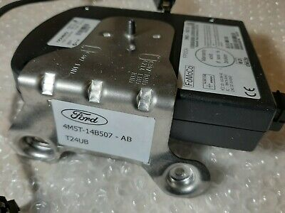 Ford Focus St Mk2 Novero Bluetooth Hands Free Control Unit 8M5T 19C112 An