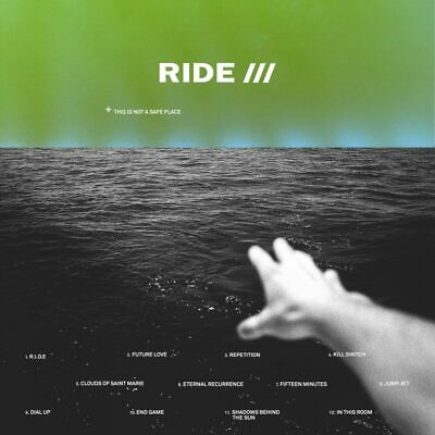 RIDE This Is Not A Safe Place Double Vinyl LP NEW SEALED