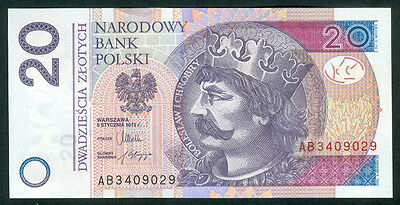 Poland P-183 1.2.2012 10  Zlotych Crisp  Uncirculated