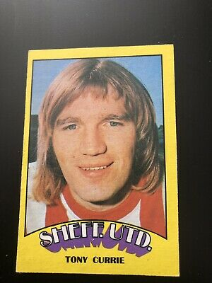 A@BC FOOTBALL CARD RED BACK 1974 No17