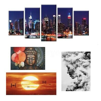 Canvas Art Poster Painting Wall Picture Living Room Bedroom Home Prints