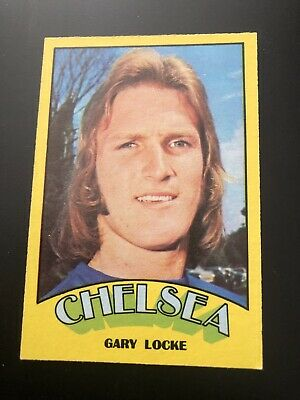 A&BC FOOTBALL CARD 1974 RED BACK No20