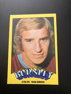 A&BC FOOTBALL CARD 1974 RED BACK No124