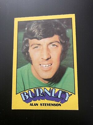 A&BC FOOTBALL CARD 1974 RED BACK No130