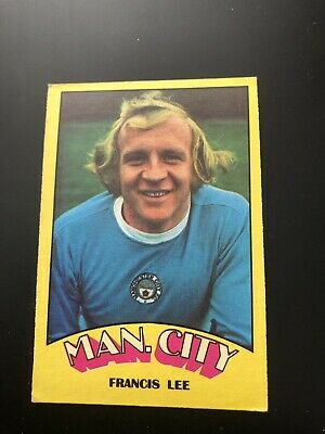 A&BC FOOTBALL CARD 1974 RED BACK No131