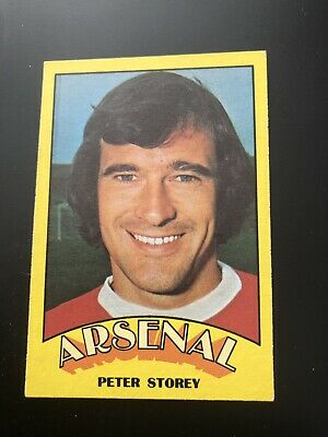 A&BC FOOTBALL CARD 1974 RED BACK No113