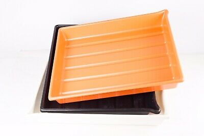 Set Of 3,  20x16 Inch Developing dishes