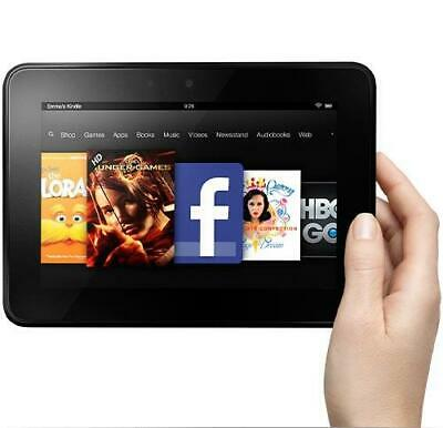 Amazon Kindle Fire HD X43Z60 16GB Good Condition 7in Display Tablet