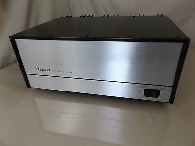 Vintage Dynaco Stereo 410 Power Amplifier Amp