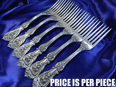 Reed & Barton Francis 1St Sterling Silver Dinner Fork - Very Good Condition P