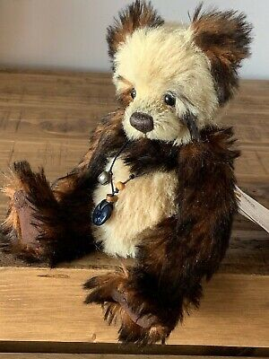 Charlie Bears Isabelle Lee Collection - Hartley Panda - L/E 250 WORLDWIDE