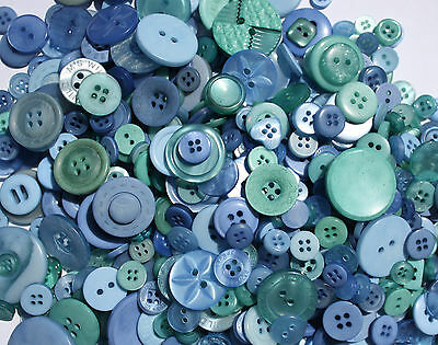 Hand Dyed Buttons in Color Mixes Lots of 50-Crafts,Sewing,Art,Scrapbook
