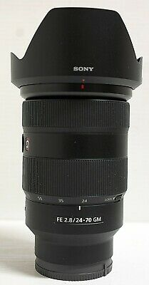 Sony FE 24-70mm F2.8 GM As New Condition Sold by Tedd's Camera Store Adeleide.