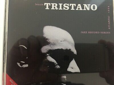 LENNIE TRISTANO - Self Titled S/T / The New Tristano CD 1994 Rhino AS NEW!