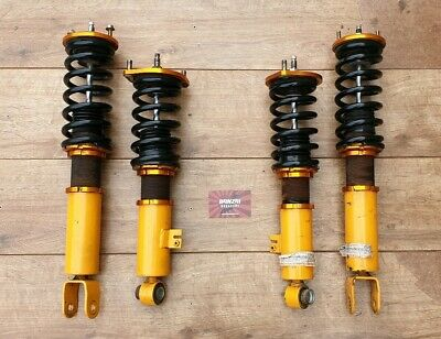 Nissan 300Zx Z32 Twin Turbo Vg30Dett Maxpeedingrods Coilovers