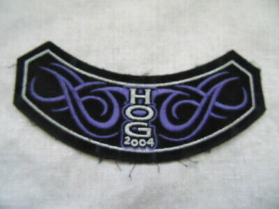 Harley-Davidson Patch Collector Hog 2004