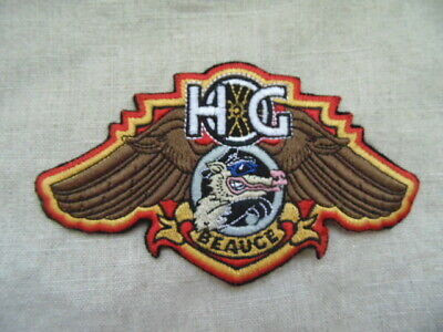 Harley Davidson Patch Collector Hog Beauce