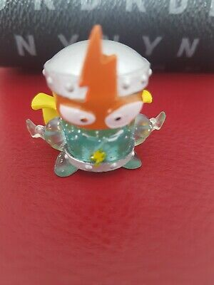 Super Zings Rivals of Kaboom Series 4 Ultra Rare KID KAZOOM New never played