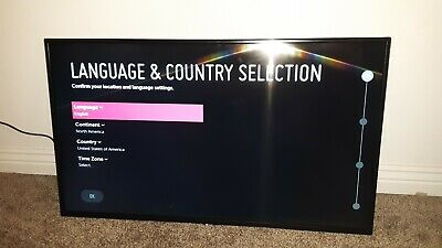 "Lg 43smskc-b 43"" Digital Signage Monitor Factory Reconditioned"