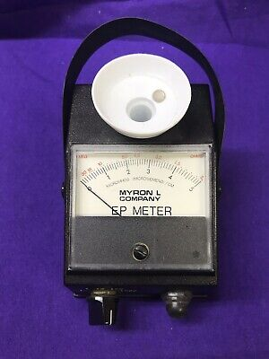 EP METER- CONDUCTIVITY METER-Myron L Company