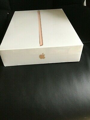 Apple iPad 6th Gen. 32GB, Wi-Fi, 9.7in - Gold NEW SEALED