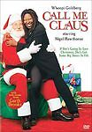 CALL ME CLAUS (DVD, 2001) WHOOPI GOLDBERG, Nigel Hawthorne~A Collector's Must!