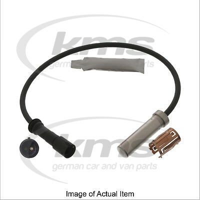 ABS Sensor fits BMW X5 E53 Rear Left or Right 3.0 3.0D 03 to 06 Wheel Speed Febi