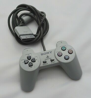 Official Sony Playstation-Ps1-Controller-Scph-1080