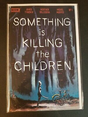 Something is Killing the Children #1 - 1st print Hot book Boom Studios