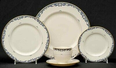 Lenox Liberty Gold Fine China Presidential Collection 5 Piece Place Setting