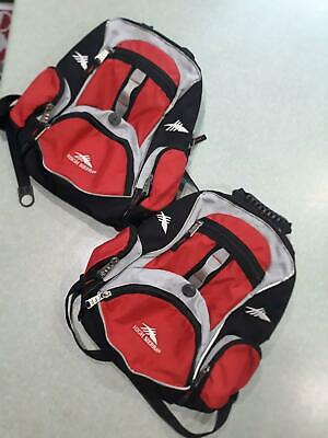 High Sierra Mini Backpack x2 great condition