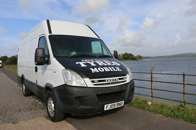 Iveco Daily Mobile Tyre Fitting Van