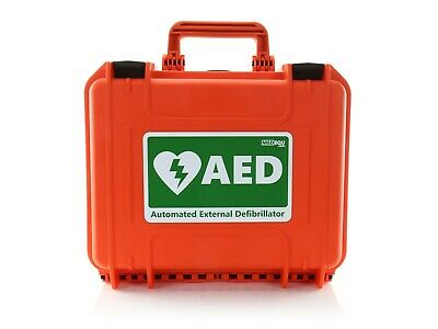 AED Hard Shell Case Waterproof Protective - Philips Heartstart FR2+ FR3 FRx HS1