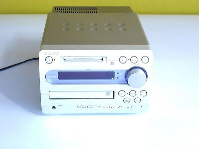 Sony CMT-F3 MD Stereo CD/MD Disc Tuner System