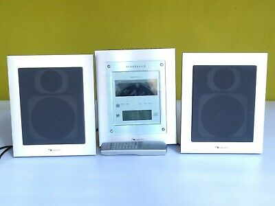 Nakamichi Soundspace 5 Tuner 3 CD Changer  Stereo System