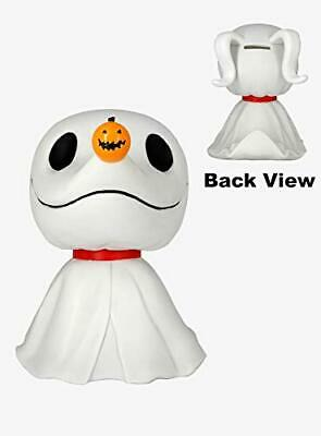 *NEW* The Nightmare Before Christmas: Zero PVC Figural Bank by Monogram
