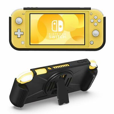 MoKo Protective Case for Nintendo Switch Lite Console Grip Cover w/ Kickstand