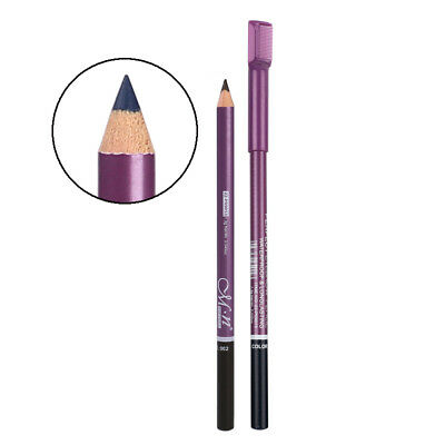Cosmetic Eyebrow Pencil Liner With Comb Waterproof Lasting Professional Makeup